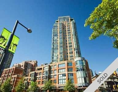 Yaletown Penthouse for sale: Parkview Gardens 3 bedroom 1,475 sq.ft. (Listed 2008-05-01)