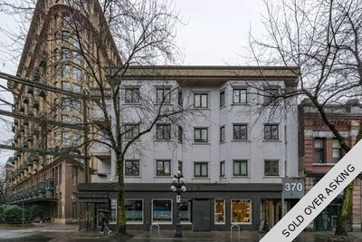 Gastown Loft Conversion for sale: 21 Doors 1 bedroom 424 sq.ft. (Listed 2018-03-01)