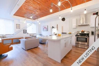 East Village Live/Work Loft for sale: L'Atelier 1 bedroom 752 sq.ft. (Listed 2018-12-03)