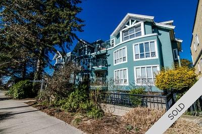 Commercial Drive Penthouse for sale: Evergreen Place 2 bedroom 881 sq.ft. (Listed 2019-03-10)