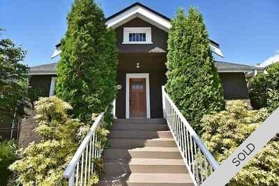 Jodie Graham, Vancouver real estate: House, Character House