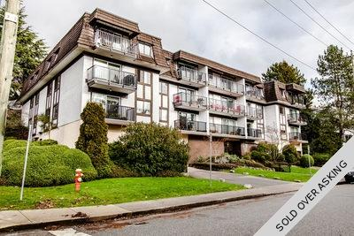 Lower Lonsdale Condo for sale: Dorset Manor 2 bedroom 848 sq.ft. (Listed 2020-01-27)