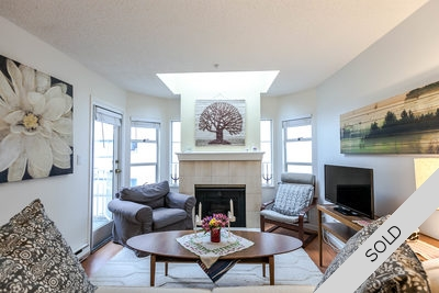 West End Top Floor Condo for sale: Linden House 1 bedroom 602 sq.ft. (Listed 2017-02-15)