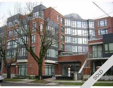 Cambie Penthouse for sale:  1 bedroom 598 sq.ft. (Listed 2009-07-25)