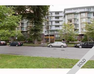 Kitsilano Condo for sale: The I 1 bedroom 687 sq.ft. (Listed 2009-09-13)