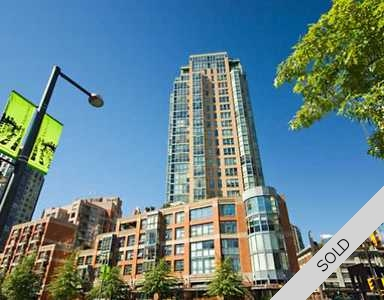 Yaletown Condo for sale:  2 bedroom 1,286 sq.ft. (Listed 2008-08-17)