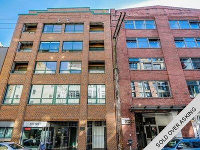 Yaletown Condo for sale:  1 bedroom 612 sq.ft. (Listed 2015-10-26)