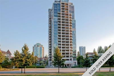 North Coquitlam Concrete Loft-style Townhome for sale: Lakeside Terrace 2 bedroom 1,015 sq.ft. (Listed 2016-04-01)