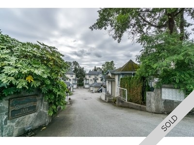 Citadel PQ Townhouse for sale:  3 bedroom 1,625 sq.ft. (Listed 2016-06-08)
