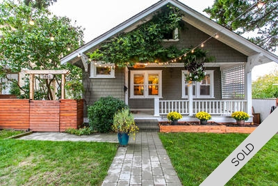 Commercial Drive Commercial Drive Character Home for sale:  3 bedroom 1,933 sq.ft. (Listed 2016-10-12)