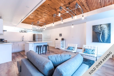 East Village Live/Work Loft for sale: L'Atelier 1 bedroom 752 sq.ft. (Listed 2017-02-16)