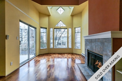 West End Penthouse for sale: Linden House 2 bedroom 1,136 sq.ft. (Listed 2017-02-18)