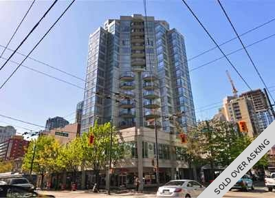 Downtown VW Condo for sale:  1 bedroom 552 sq.ft. (Listed 2017-03-14)