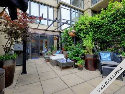 West End VW Condo for sale:  2 bedroom 772 sq.ft. (Listed 2017-06-21)
