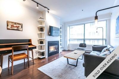 Yaletown Warehouse Loft Conversion for sale: Greenwich Place 1 bedroom 654 sq.ft. (Listed 2020-05-03)