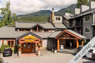 Creekside Condo for sale: Whistler Creek Lodge Studio 424 sq.ft. (Listed 2020-11-02)